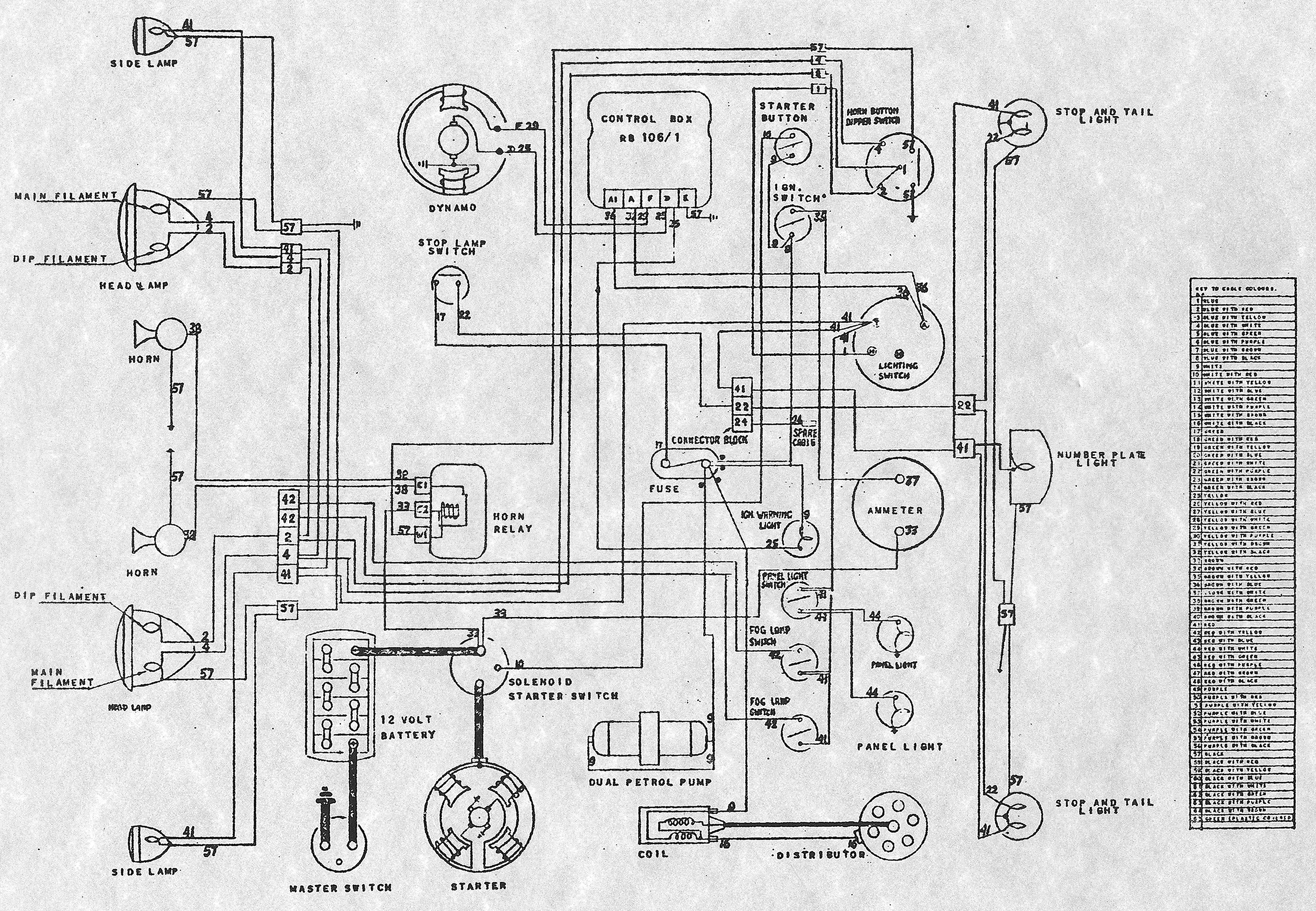 Audi B7 Wiring Diagram as well Tweeter Wiring Diagram moreover P 0900c15280060e44 also John Deere 235 Wiring Diagram besides Bobcat Battery Location. on austin healey wiring diagrams